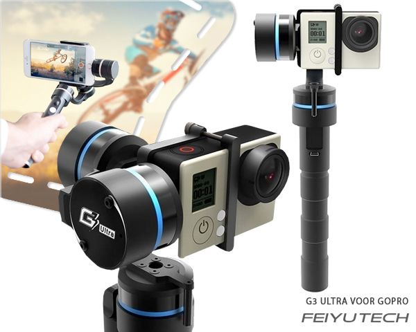 Foto Feiyu-​tech stabilizers
