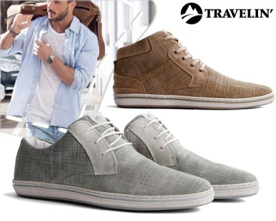 Foto Zomerse travelin' herensneakers
