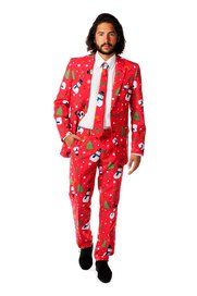 Foto OppoSuits The Christmaster Kostuum