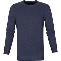 Foto Suitable Respect Pullover Jean Donkerblauw