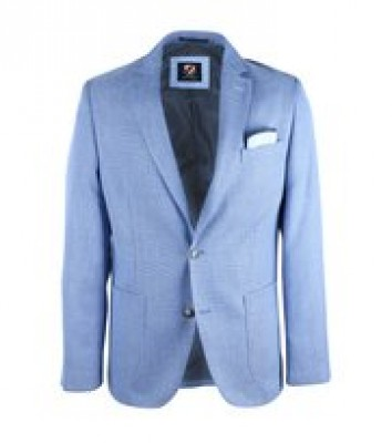 Foto Suitable Blazer Oerem Blauw