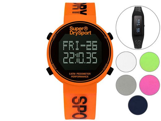 Foto Superdry Horloge of Activity Tracker