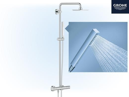 Foto GROHE 27932000 Luxe Douchesysteem