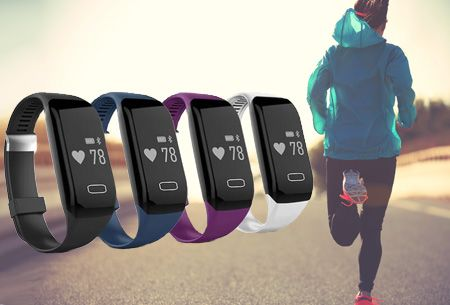 Foto Bluetooth 4.0 Activity tracker nu in de uitverkoop