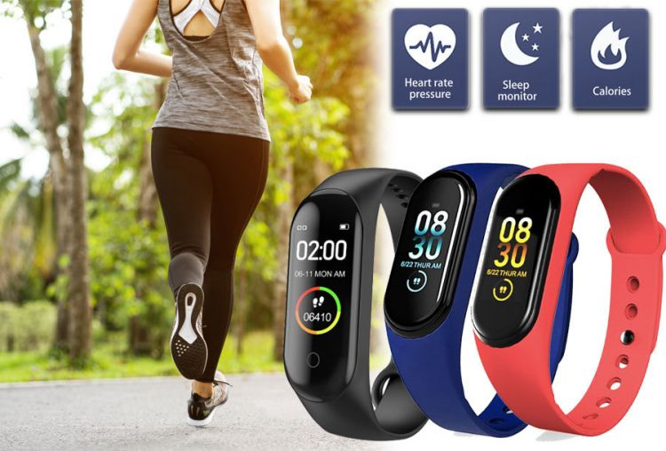 Foto Smart Activity tracker nu in de aanbieding