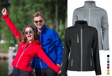 Foto Softshell jassen in de sale