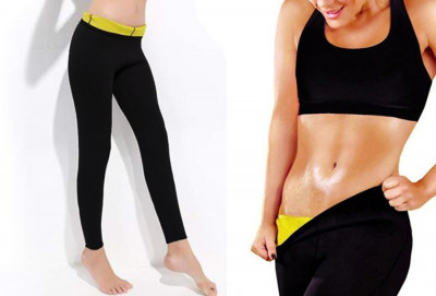 Foto Saunafit sportlegging - nu in de sale!