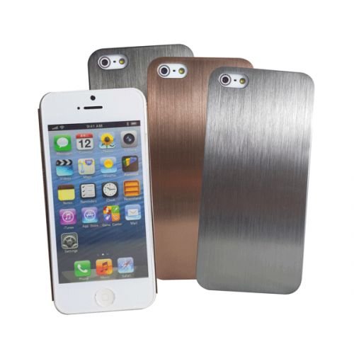 Foto iphone 5/5S Aluminium case - Ultra dun