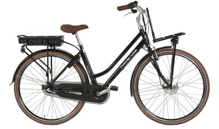 Foto Hollandia E-bike Transporter N3
