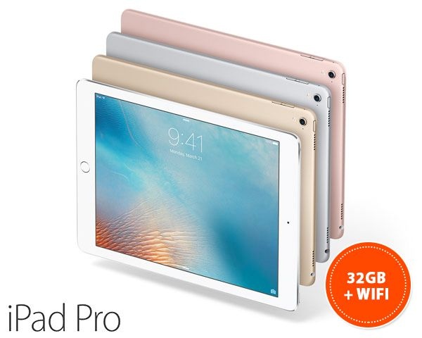 Foto Apple ipad pro 9,7  met 32gb en wifi