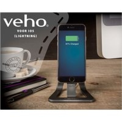 Foto Veho docking station voor ios en android