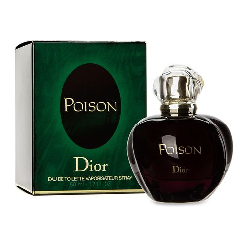 Foto Christian Dior Poison eau de toilette 50 ml