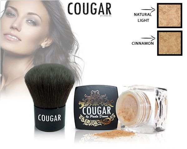 Foto Cougar mineral 5-​in-​1 foundation