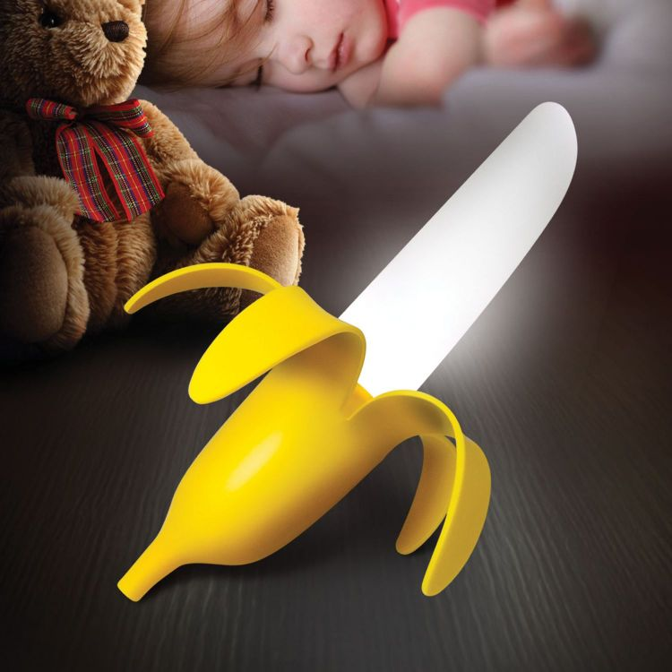 Foto Banana Night Light