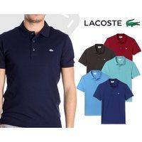 Foto Lacoste slim fit stretch polo