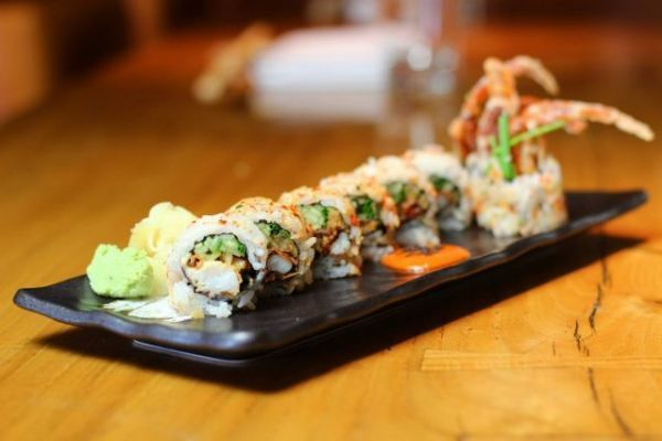 Foto ALL YOU CAN EAT Sushi bij restaurant MIU
