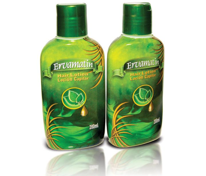 Foto Ervamatin Power Lotion