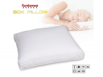 Foto Konbanwa Box Pillow