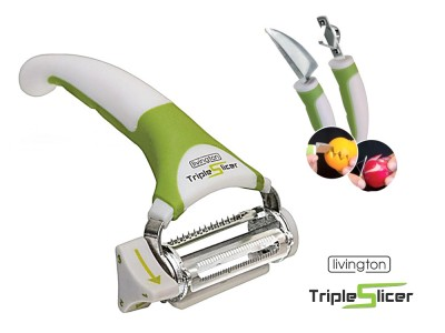 Foto Livington Triple Slicer