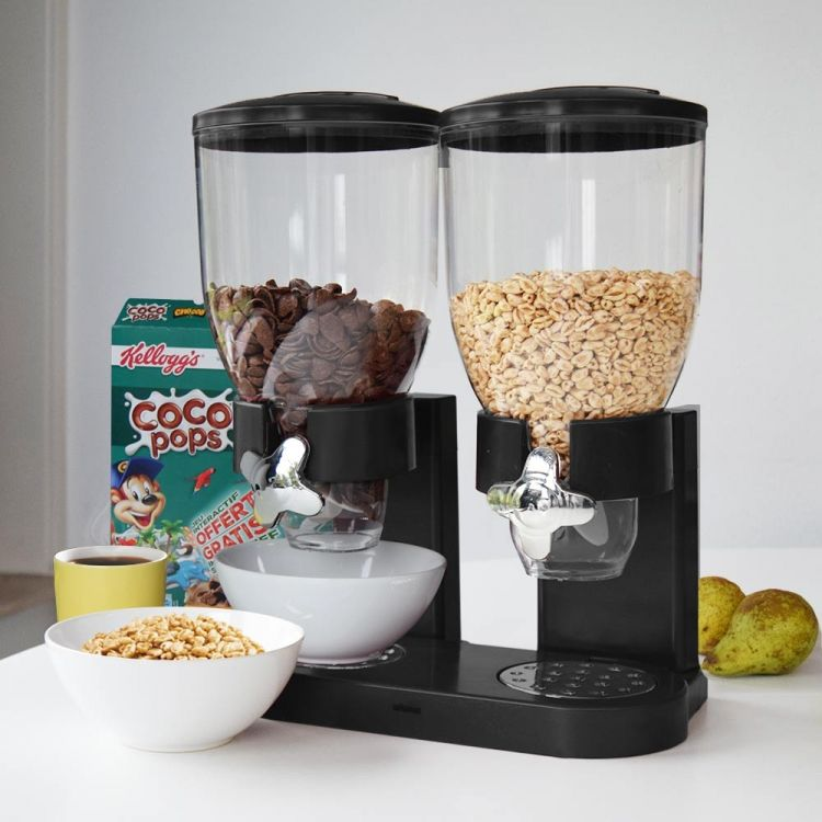 Foto Cornflakes Dispenser