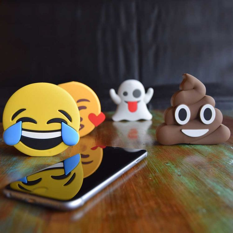 Foto Emoji Powerbank Original