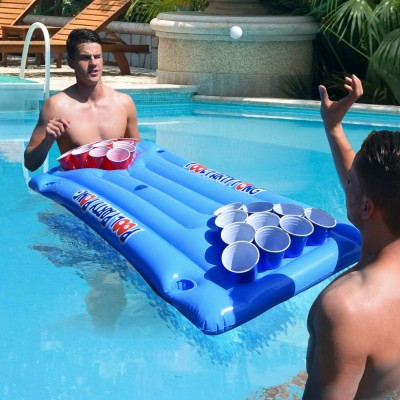 Foto Beer Pong Luchtbed