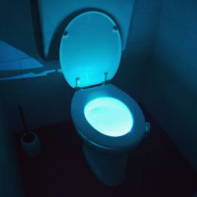 Foto LED Toilet Light