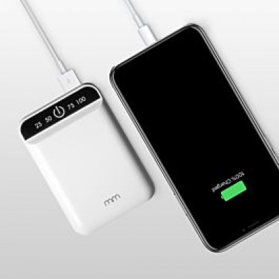 Foto Mini Powerbank 10.000 mAh - Zakformaat