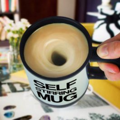 Foto Self Stirring Mug