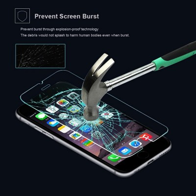 Foto Tempered Glass Screen Protector - Samsung S7, Phone 7 & iPads