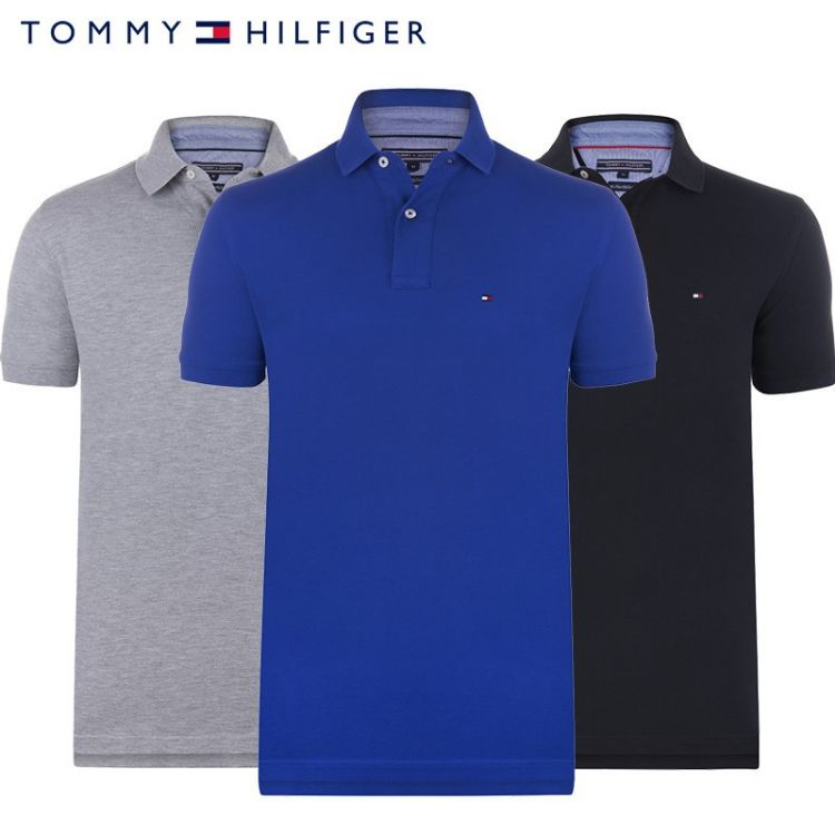 Foto Polo's van Tommy Hilfiger