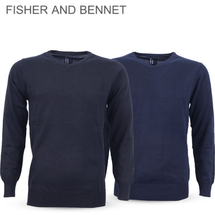 Foto Pullover van Fisher and Bennet