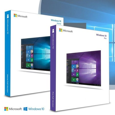 Foto Microsoft Windows 10 Home Of Professional