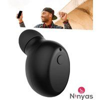 Ninyas Bluetooth Carkit In-Ear Headset afbeelding