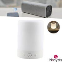 Ninyas LED Smart Music Light Speaker afbeelding