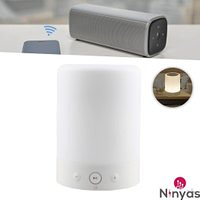 Foto Ninyas LED Smart Music Light Speaker