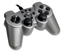 Foto Strike2 Gamepad for PS3, silver