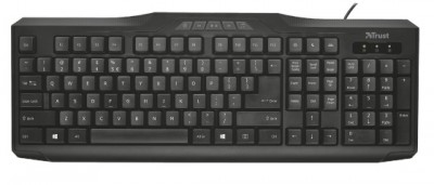 Foto Multimedia Classicline Keyboard - Zwart