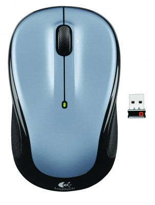 Foto Wireless Mouse M325 - Lichtgrijs