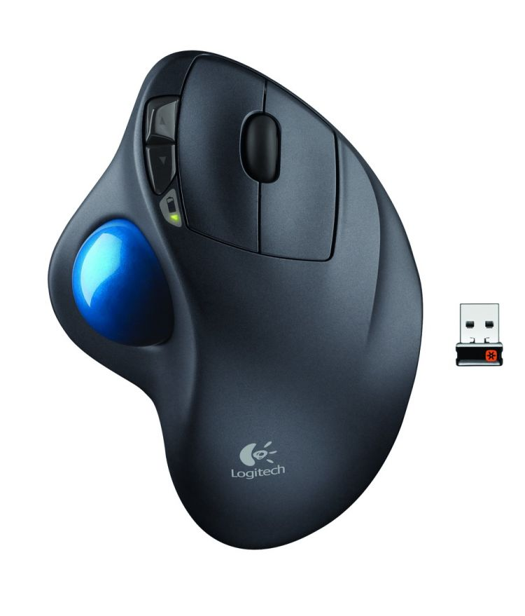 Foto Wireless Trackball M570