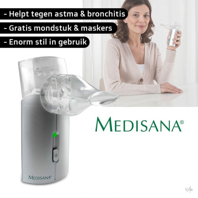 Foto Medisana Ultrasone Inhalator