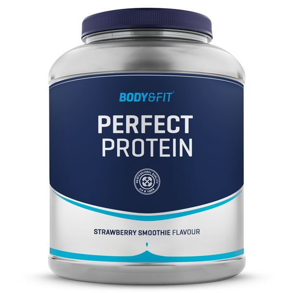 Foto Perfect Protein - 2000 gram - Strawberry Smoothie