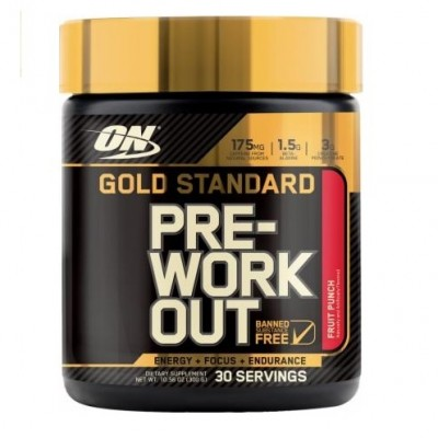 Foto Gold Standard Pre-Workout - 30 servings - Watermelon
