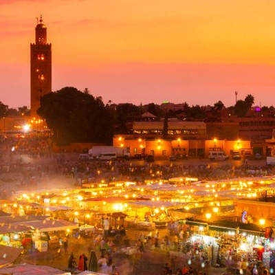 Foto Stedentrip Marrakech