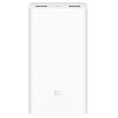Foto Xiaomi 20000mAh Quick Charge 3.0 Powerbank - Dual USB