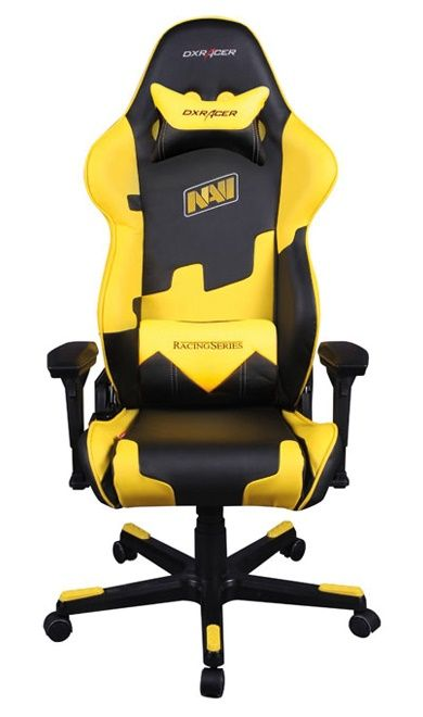 Foto DXRacer Gamestoel - Racing-Series - Natus Vincere Edition