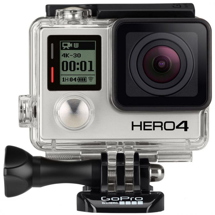 Foto GoPro HERO4 Black