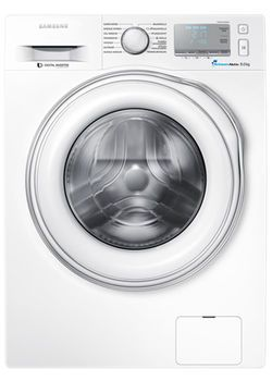 Foto SAMSUNG WW80J6403EW ECO BUBBLE