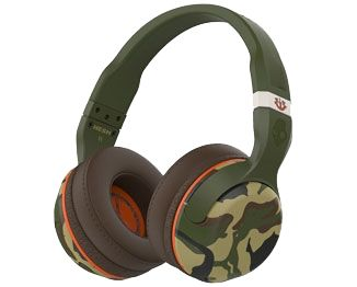 Foto Skullcandy Hesh 2 Wireless Over-Ear Hoofdtelefoon (Groen/Camo)