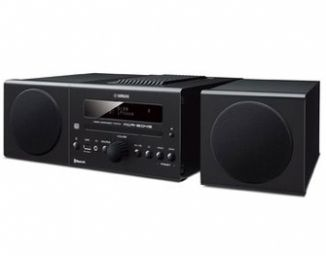 Foto Yamaha MCR- B043 Bluetooth/Airplay speaker (Donkergrijs)